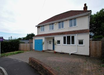 Thumbnail 4 bed detached house for sale in Park Avenue, Bridgwater
