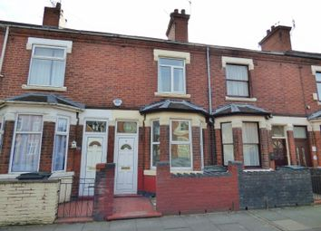 Thumbnail 2 bed terraced house to rent in Corporation Street, Stoke-On-Trent
