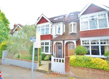 Thumbnail 4 bed semi-detached house to rent in Midmoor Road, London