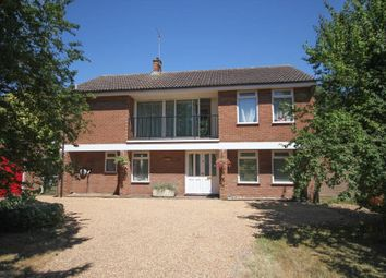 Thumbnail 4 bed detached house for sale in The Wyches, Little Thetford, Ely
