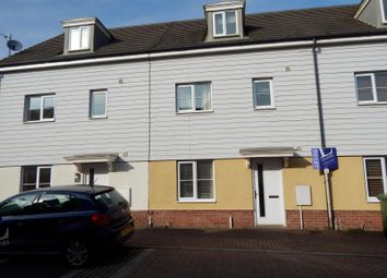 Thumbnail 4 bed terraced house to rent in Magnolia Way, Costessey, Norwich
