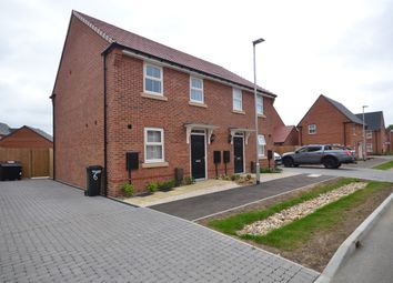 Thumbnail 2 bedroom semi-detached house to rent in Toop Gardens, Aldingbourne, Chichester