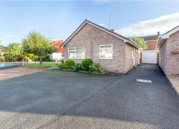 Thumbnail 2 bed bungalow for sale in Columbia Drive, Worcester, Worcestershire