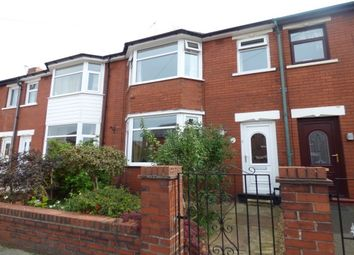 Thumbnail 3 bedroom terraced house to rent in Chatsworth Road, Leyland