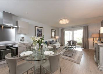 Thumbnail 2 bed flat for sale in Wharf Road, Guildford, Surrey