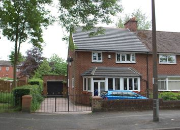Thumbnail 3 bed semi-detached house for sale in Wilshaw Lane, Ashton-Under-Lyne