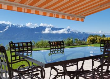 Thumbnail 5 bed villa for sale in Chardonne, Vaud, Switzerland