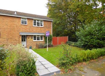 Thumbnail 3 bed end terrace house for sale in Langton Close, Woking