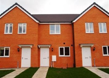 Thumbnail 2 bed terraced house to rent in Spiro Court, Consett