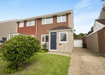 Thumbnail 3 bedroom semi-detached house for sale in Longmead Way, Tonbridge, Kent