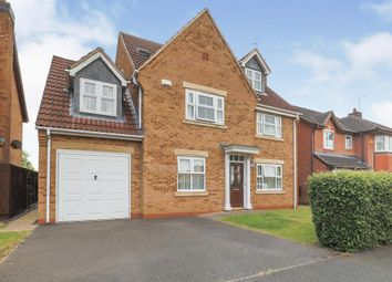 Thumbnail 5 bedroom town house for sale in Duncombe Road, Heathley Park, Leicester