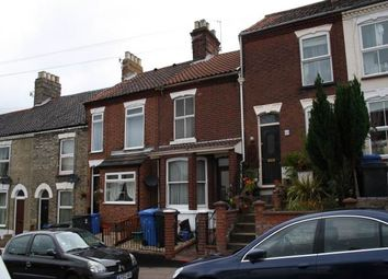 Thumbnail 3 bedroom property to rent in Churchill Road, Norwich, Norfolk