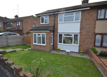 Thumbnail 3 bed semi-detached house for sale in Elm Avenue, Heybridge, Maldon