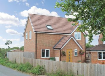 Thumbnail 3 bed detached house for sale in Holbury Crescent, Whitminster, Gloucester