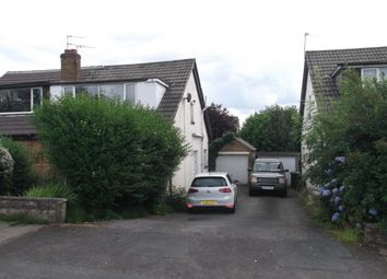 Thumbnail 2 bed semi-detached house to rent in Brantdale Road, Bradford