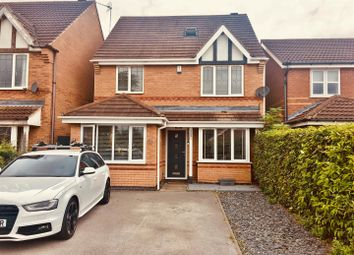 Thumbnail 4 bed property for sale in Amethyst Close, Rainworth, Mansfield