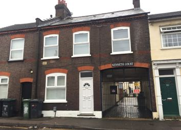 Thumbnail 4 bed terraced house to rent in Edward Street, Luton, Beds