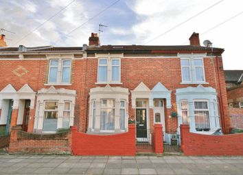 Thumbnail 4 bedroom terraced house for sale in Edgeware Road, Southsea