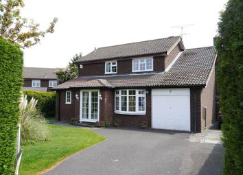 Thumbnail 4 bed detached house for sale in Westsyde, Ponteland, Newcastle Upon Tyne
