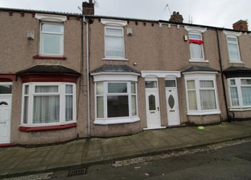 Thumbnail 2 bed terraced house to rent in Bristow Street, Middlesbrough, Cleveland