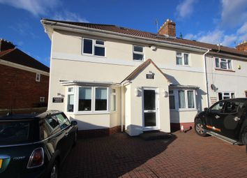 Thumbnail 3 bedroom semi-detached house to rent in Harcourt Terrace, Headington, Oxford