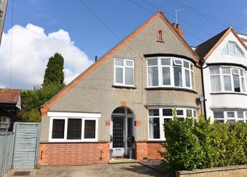Thumbnail 4 bed semi-detached house for sale in Rushmere Avenue, Abington, Northampton