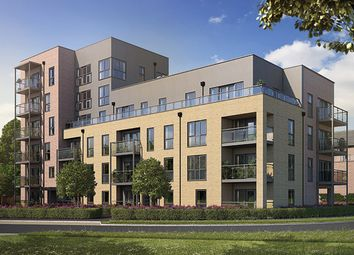 "Thumbnail 1 bed flat for sale in ""Argo House"" at Atlas Way, Milton Keynes"