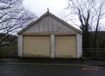 Thumbnail Parking/garage for sale in Garages The Parade, Opposite Bryn Coed Bungalow, Porth, Rhondda Cynon Taff.