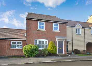 Thumbnail 3 bedroom semi-detached house for sale in Matilda Way, Flitch Green, Dunmow