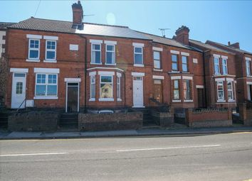 Thumbnail 2 bed terraced house to rent in Shilton Road, Barwell, Leicester