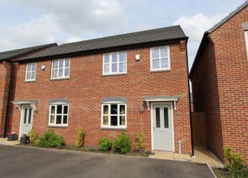 Thumbnail 3 bed semi-detached house for sale in Smith Lane, Wingerworth
