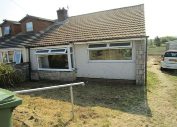 2 bed semi-detached bungalow for sale in Legions Way, Gelligaer CF82
