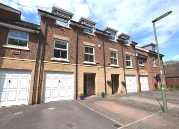 Thumbnail 4 bed town house for sale in Dene Close, Camberley, Surrey