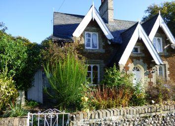 Thumbnail 3 bed semi-detached house for sale in Gingerbread Cottages, Quebec Road, Dereham, Norfolk