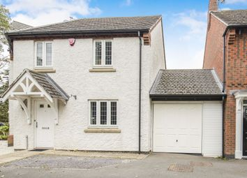 Thumbnail 3 bed semi-detached house for sale in Facers Lane, Scraptoft, Leicester