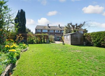 Thumbnail 3 bed terraced house for sale in Old Cottage Close, Tangmere, Chichester, West Sussex