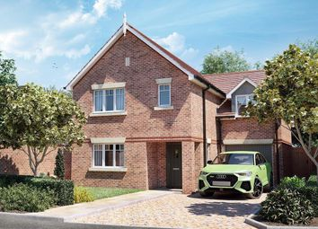 Mayflower Way, Angmering BN16. 4 bed detached house for sale