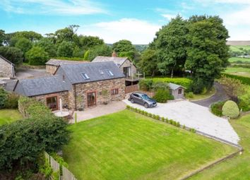 Thumbnail 3 bed detached house for sale in Higher Polgrain, St Wenn