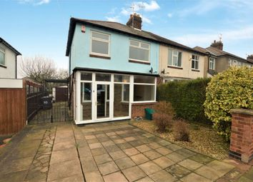 Thumbnail 3 bed semi-detached house to rent in Milford Road, Knighton, Leicester