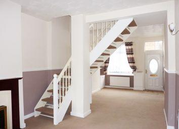 Thumbnail 2 bed terraced house to rent in Gordon Street, Burslem, Stoke-On-Trent