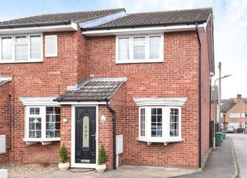 Thumbnail 2 bed semi-detached house for sale in Williams Close, Aylesbury