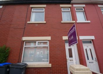 Thumbnail 2 bed terraced house for sale in Sharow Grove, Blackpool