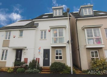 Thumbnail 3 bed semi-detached house to rent in Sand Grove, Exeter