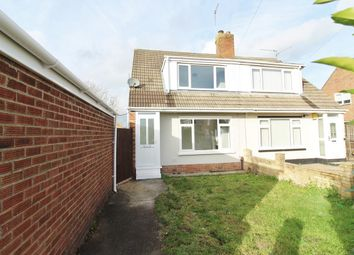 Thumbnail 3 bed semi-detached house for sale in Mulcaster Avenue, Newport