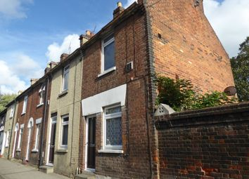 Thumbnail 2 bed end terrace house to rent in Military Road, Canterbury
