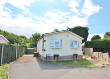 Thumbnail Mobile/park home for sale in Stour Park, New Road, Bournemouth