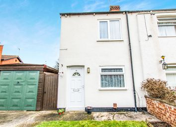 Thumbnail 2 bed end terrace house for sale in Side Row, Newark