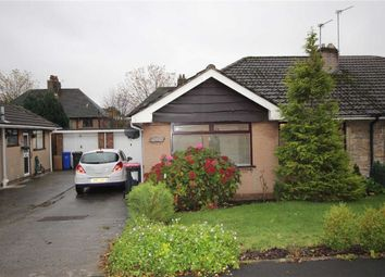 Thumbnail 3 bed semi-detached bungalow to rent in Windlehurst Drive, Boothstown, Worsley