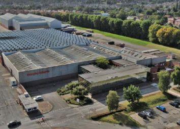 Thumbnail Industrial for sale in Swinton Works, Talbot Road / Meadow Way, Swinton, Rotherham