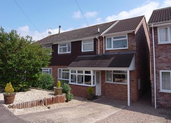 Thumbnail 3 bedroom semi-detached house for sale in Bayfield Gardens, Dymock